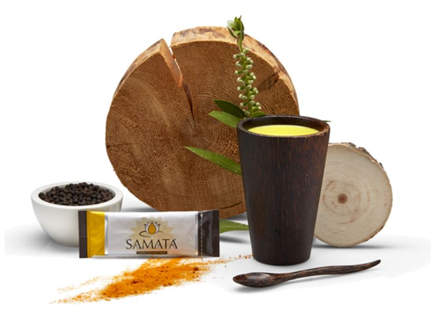 Samata bij het ontbijt